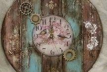 ρολόι ντεκουπαζ