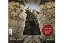Mistérica Terra Secreta I - Monográfico impreso / Primer número de la revista impresa Mistérica Terra Secreta dedicada a lugares y viajes misteriosos.