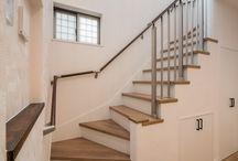 吹抜け+階段