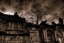 Haunted places/Things / by Judy