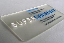 Cartes plastiques / Plastic cards / Véritable couteau-suisse, les cartes plastiques vous propose un grand choix de fonctions et de finitions. http://blog.operaprint.com/les-cartes-plastiques-pour-quoi/