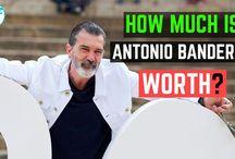 Desperado actor Antonio Banderas is super rich. Net Worth in 2017