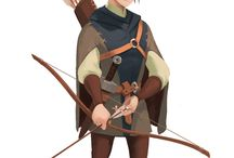 Male characters (fantasy)