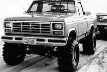 BIG girl trucks