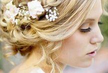 Wedding hair stiles