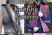 Knitted Sweaters, Vests and Cardis
