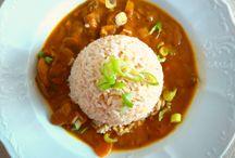 recepty indické kuchyně