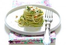 PASTA / (vegetarian recipes)