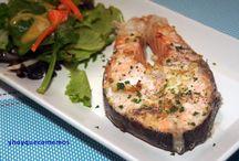 Recetas lights / Recetas de cocina fácil y saludable. Recetas light, saludables, bajas en calorías, para perder peso, dietas...