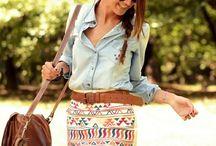 My Style / by Brittany Rheams-Deroche