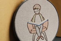 stitching / by J Wise