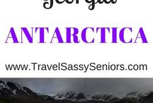 Travel Arctic and Antarctica / To the frozen north, and the frozen south.  Adventure travel to the great white poles.