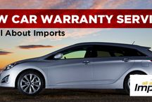 New Car Warranty Service at All About Imports