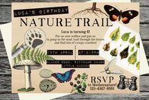 Nature birthday