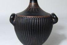 Greek black ware