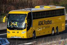 Kulkuvälineitä busseja junia ratikoita ym