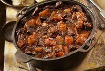 Cast iron stew