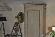 meuble peinture
