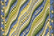 Bargello quilts / by Rene Crowder