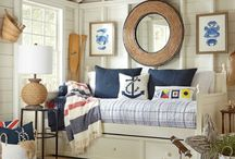 Sailor living room