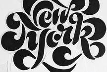 art | typography + lettering