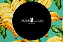 Safari Food Ideas