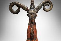 Ekoi - schaurig-schön / Afrikanische Kunst