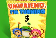 team umizoomi party