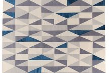 My favorite design icons / Triangles, circles, hexagons, solid or broken lines, knots, shades, free brushstrokes. These are some of the geometries and patterns of the Gio Ponti Collection.