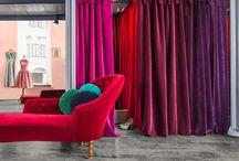 Veludo cortina