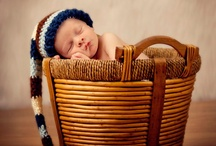 Baby Photography / Posing ideas for photographing newborns and babies.