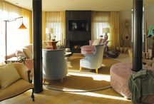 "Barry Dixon / Barry Dixon Inc. - TOP INTERIOR DESIGNER H&D PORTFOLIO - DC/MD/VA - http://www.handd.com/BarryDixon - Barry Dixon spent his childhood moving from country to country as the son of an executive with a multi-national corporation. Looking back, he says, it was the constant ""reimagining"" of his family's interiors that inspired him to become a designer."