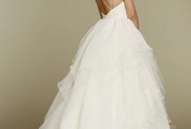 wedding dress / faerie dress