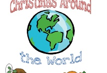 Christmas / ideas for christmas around world and holiday ideas for the classroom / by Susan Ripley
