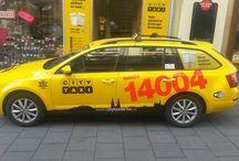 CNG - City Taxi Brno jezdí ekologicky / Nyní jezdíme i na CNG -  stlačený zemní plyn. Další výhoda, proč jezdit s námi.