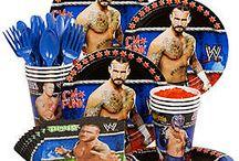 WWE Party Mania /  WWWE party theme