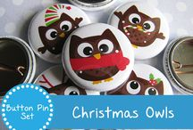 Christmas Party Favors / Cute Christmas party favors, stocking stuffers, and craft ideas.