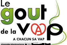LE GOUT DE LA VAP / BOUTIQUE DE CIGARETTE ELECTRONIQUE