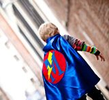 Products / Pip and bean Personalized superhero capes, masks, armbands, and cape costumes