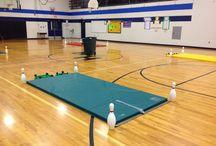 ÉPS - Cycle moyen / Idées d'activités pour l'enseignement de l'éducation physique au cycle moyen. POTE NTIEL se base sur le curriculum de l'Ontario au Canada.