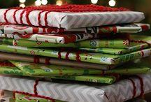 Christmas / by Rachel Brewer