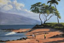 Landscape/Still Life/Animals Original Oil Paintings / Original Oil Paintings by Sandy Cox