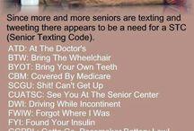 Funny Seniors!