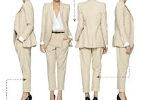 Monday - Friday / Work outfits  / by Cyn-City Montalban