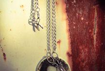 Handmade Jewelry / My own handmade creations.