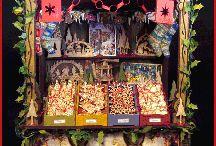 Poppenhuis kerst