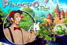 Pinocchio Pinocho