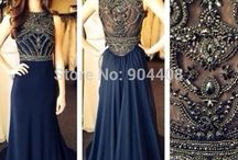 vestidos de noche<3