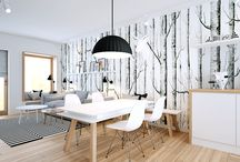 Scandinavian Living Room Nefa Architekci