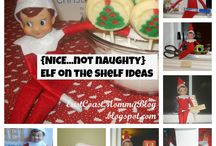 Jelly and Holly - Elf on the Shelf